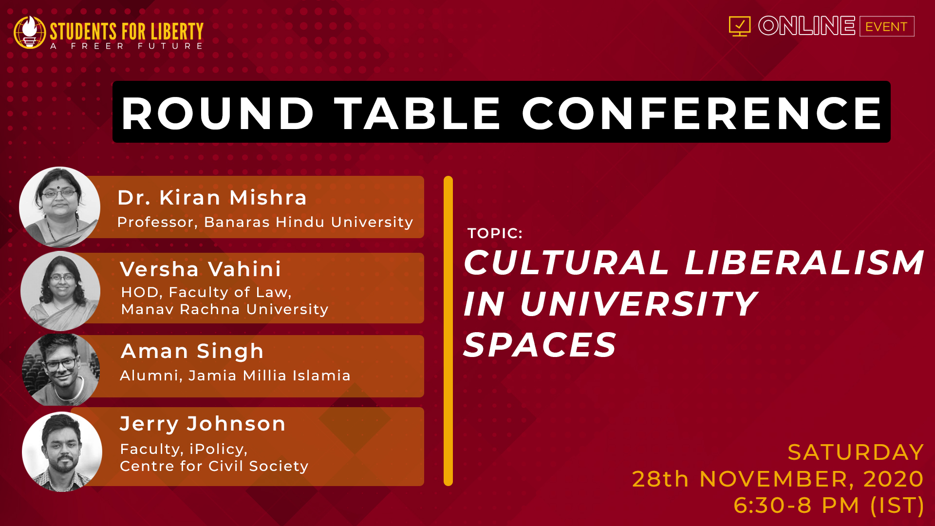 Round Table Conference