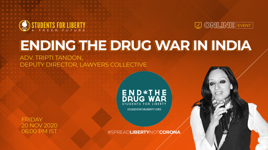 Students For Liberty, South Asia Webinar