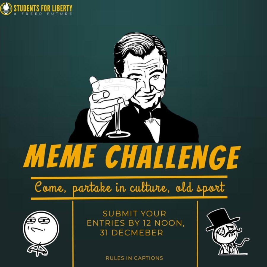 SASFL's Meme Challenge [Exciting Prizes]: Submit by Dec 31
