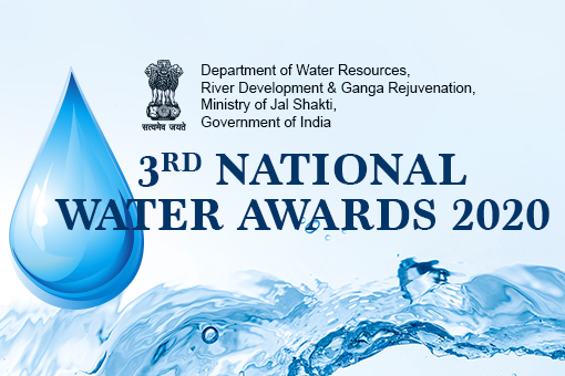 Call for Applications: 3rd National Water Awards 2020 by Department of Water Resources: Submit by Feb 10, 2021