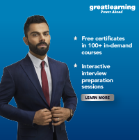 Free Online Live Courses on Job Interview Preparation and 100+ Free Certificate Upskilling Courses by Great Learning Academy: Enroll Now!