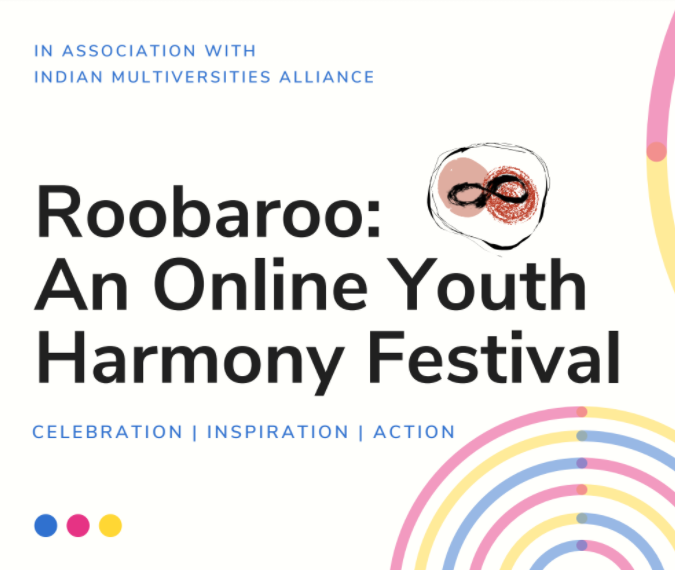 Roobaroo: An Online Youth Harmony Festival [Dec 18-20]: Register by Dec 15
