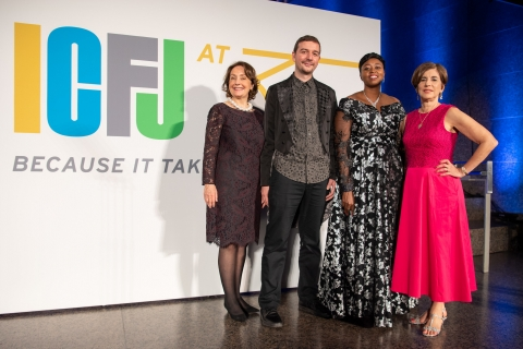 ICFJ Knight International Journalism Awards 2021