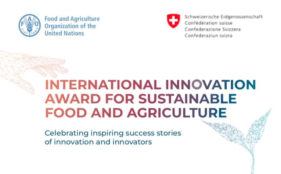 UN FAO International Innovation Award for Sustainable Food and Agriculture 2021 [Awards Worth Rs. 21 L]: Apply by March 19