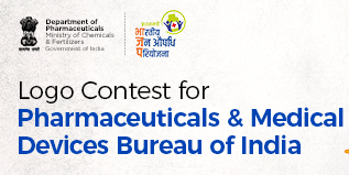 Logo Design Competition for Pharmaceuticals & Medical Devices Bureau of India (PMBI) [Awards of Rs 10k]: Submit by Jan 22
