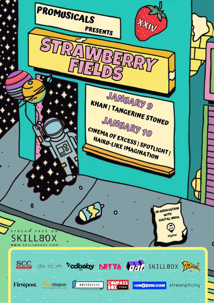 Strawberry Fields XXIV [Jan 9-10]: Getting Over the COVID Blues