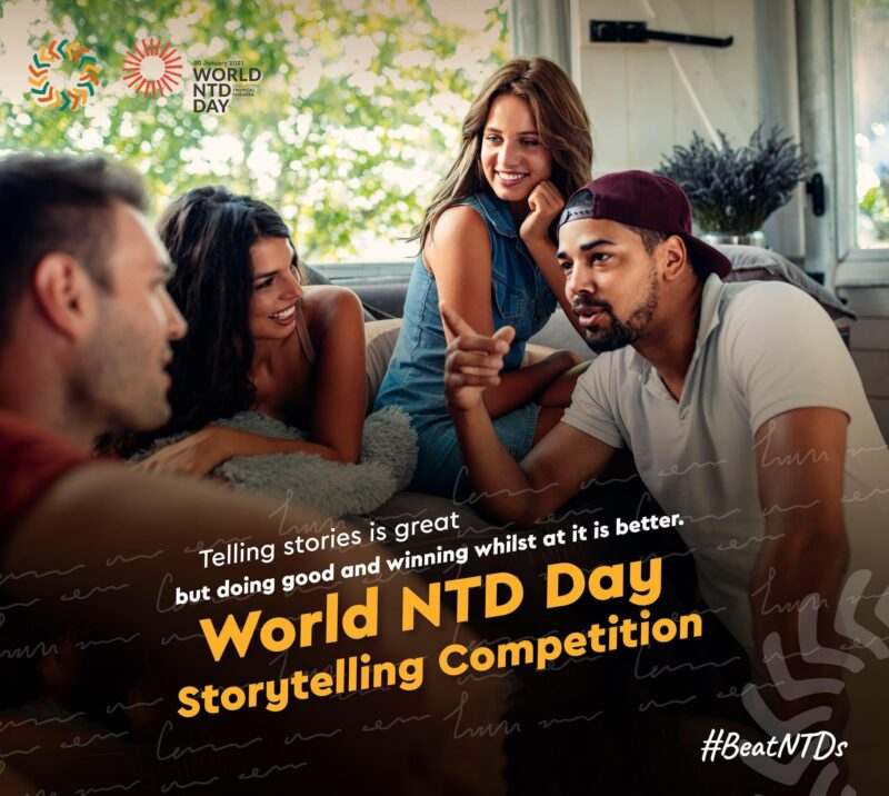 World NTD Storytelling Competition 2021 [Cash Prizes Worth Rs. 3.6 L]: Register by Jan 17