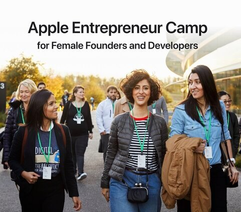 Apple Entrepreneur Camp for Female Founders and Developers 2021 [Online; July 20-29]: Apply by March 26