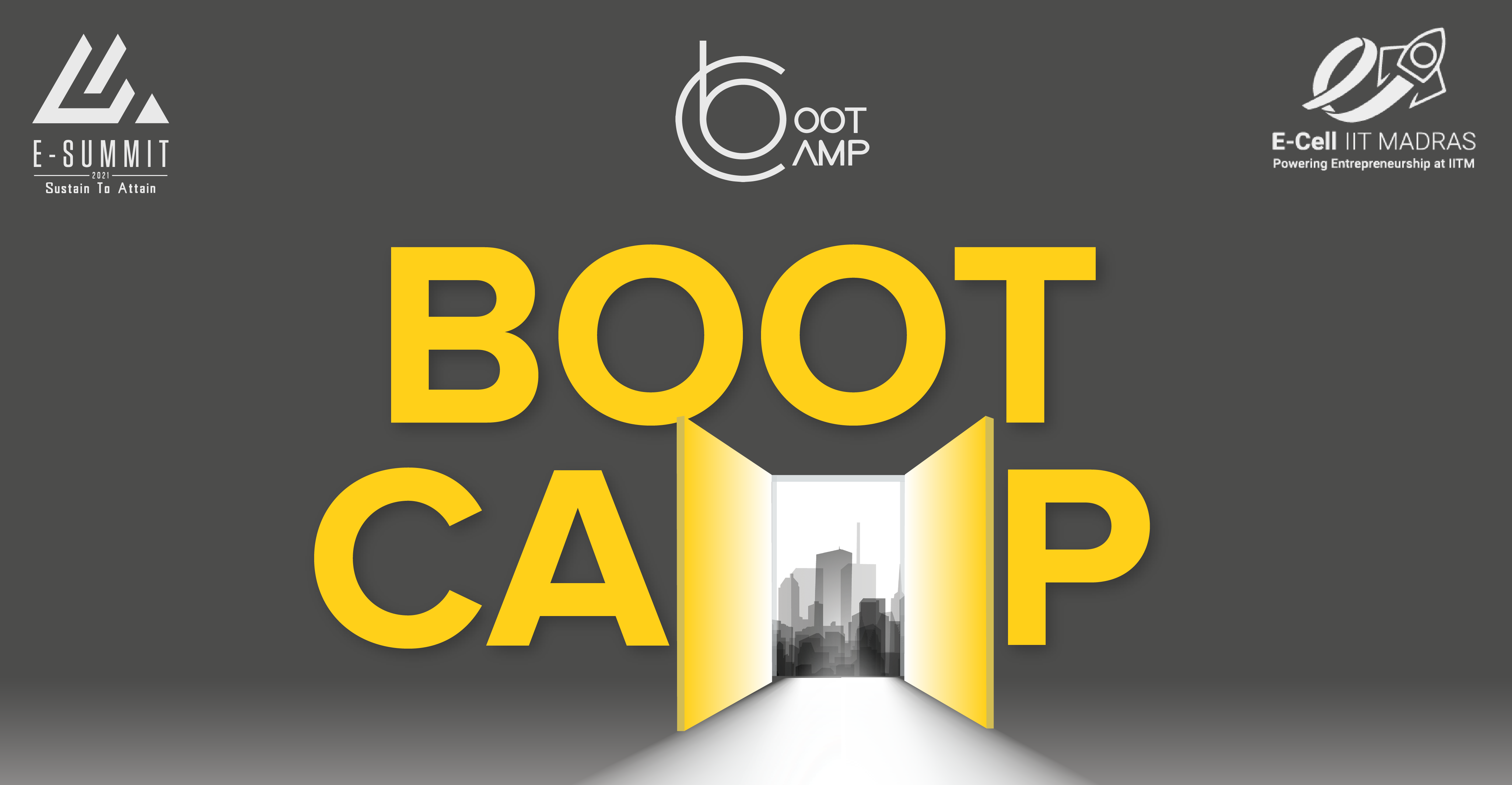 BOOTCAMP Startup B-Plan Competition 2021 IIT Madras
