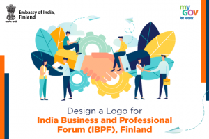 Design a Logo for India Business and Professional Forum (IBPF), Finland