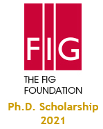 FIG Foundation Ph.D. Scholarship 2021 [Funding Available]: Apply by June 1: Expired