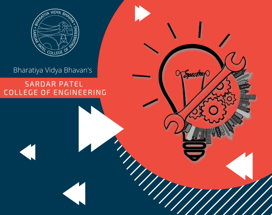 Spectra21 Technical Fest at Sardar Patel College of Engineering [Feb 27-28]: Register Now