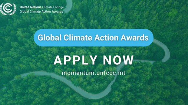 UN Global Climate Action Awards 2021 [Win a Trip to Scotland]: Apply by Apr 30