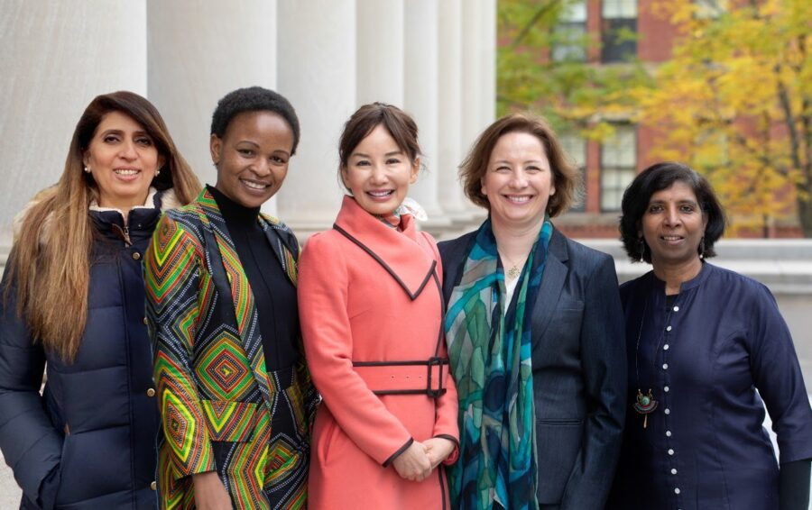 Harvard LEAD Fellowship for Promoting Women in Global Health
