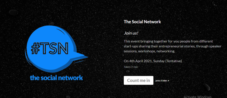 The Social Network by AIESEC in Patiala [Apr 4]: Register by Apr 3