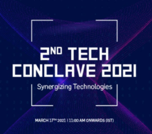 2nd Tech Conclave: Synergizing Technologies by BML Munjal University [March 17; 11:00 AM]: Register Now!