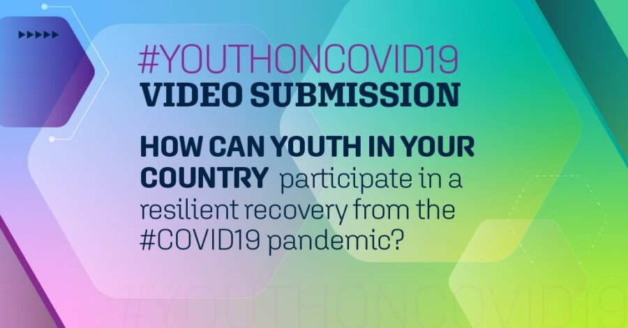 World Bank Group #YouthOnCOVID19 Video Competition 2021: Apply by March 16