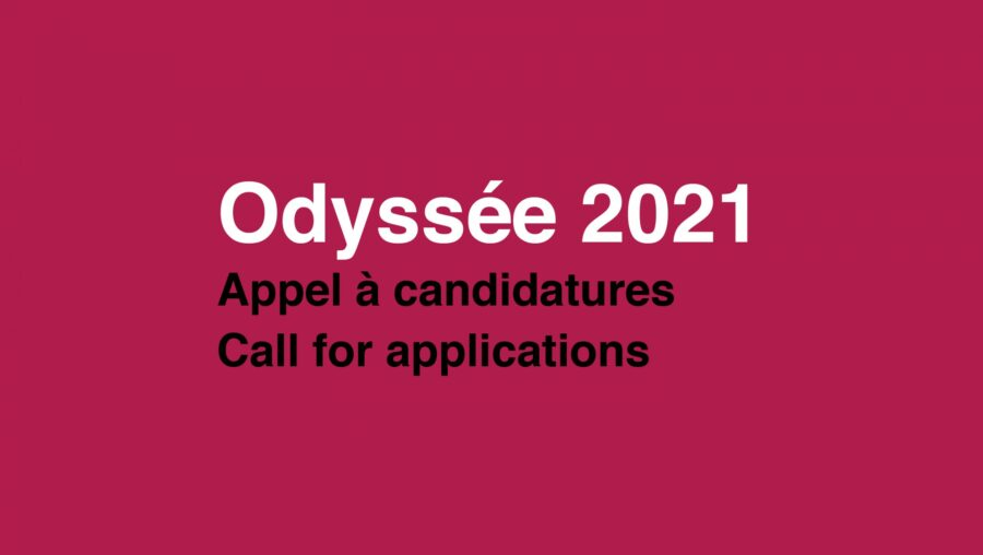 Call for Applications: Odyssée Artist-in-Residency Programme 2021 by ACCR-Europe: Apply by May 29: Expired
