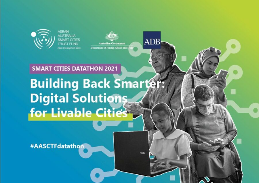 Smart Cities Datathon 2021 by ADB Bank [Amount Upto Rs. 1 Cr]: Submit by May 31