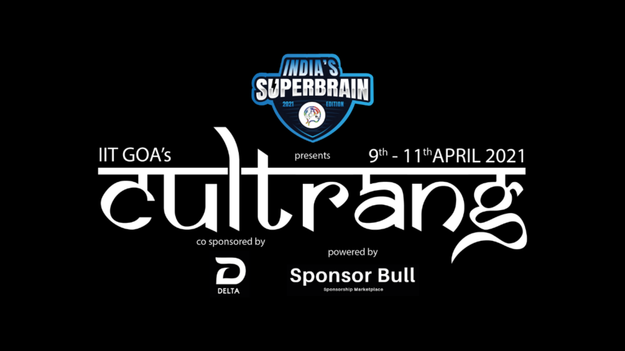 POST EVENT UPDATE: CultRang 2021- Annual Cultural Fest by IIT Goa