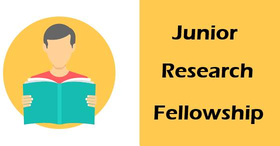 Junior Research Fellowship/ JRF Jobs (India) for April 2021: Applications Open