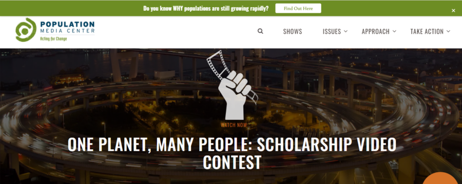 Population Media Center 2021 Scholarship Video Content [Amout Upto Rs. 1.50L]: Apply by Jul 15