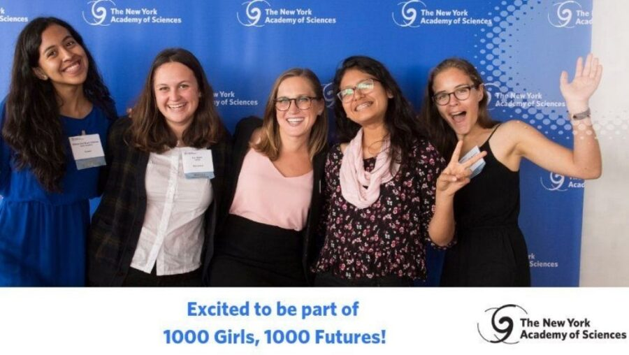 1000 Girls, 1000 Futures Program 2021-22 for Young Women in STEM by NYAS: Apply by July 31
