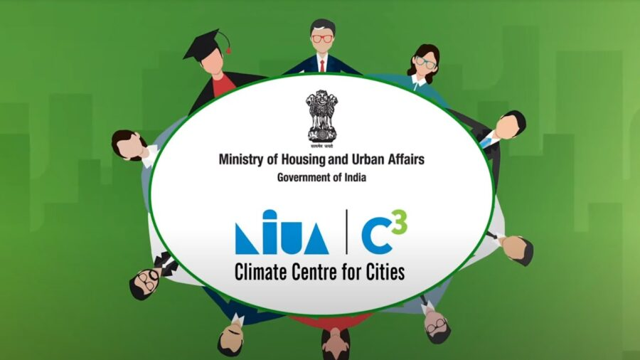 Internship Opportunity at Climate Centre for Cities (C-CUBE), NIUA [Work From Home; 6 Weeks]: Apply by May 23: Expired