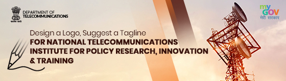 Logo including Tagline' Design Contest: National Telecommunications Institute for Policy Research, Innovations & Training: Submit by Jun 20