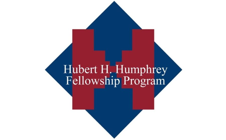 Hubert H. Humphrey Fellowship  Program 2022 [Fully Funded]: Apply by Oct 1