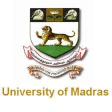 Post Doctoral Fellow at University of Madras
