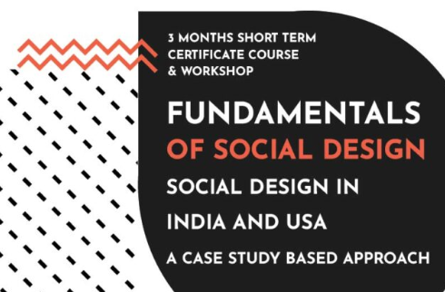 Certificate Course on Fundamentals of Social Design by BHU, Varanasi [May 17-Aug 18]: Registrations Open