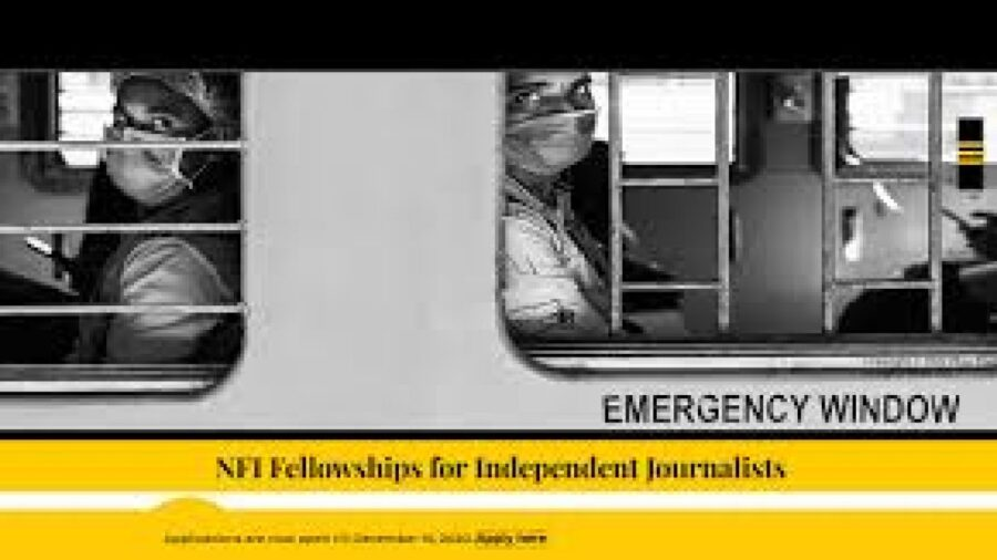 NFI Fellowships 2021 for Independent Journalists [Grant of INR 30,000]: Apply by May 21