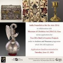 Request for Proposals: IFA-MoCA Creative Projects 2021 [Funding Available]: Apply by June 15: Expired