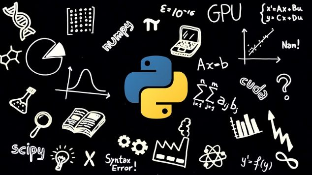 Online Short Term Course on Python for Scientific Computing by NIT Warangal