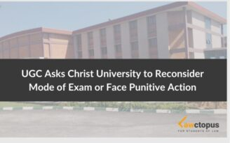 UGC Asks Christ University to Reconsider Mode of Exam or Face Punitive Action