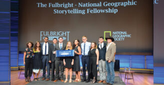 Fulbright-National Geographic Storytelling Fellowship 2022-23 [Stipend + Travel Allowance]: Apply by Oct 12: Expired