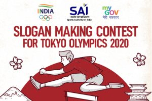 Slogan Making Contest for Tokyo Olympics 2020 by MYAS (Govt of India): Submit by July 22: Expired