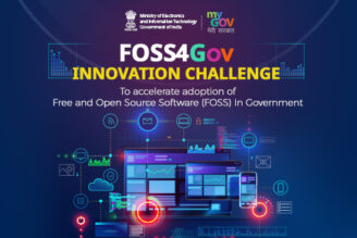 FOSS4Gov Innovation Challenge 2021 by Govt of India [Cash Prizes Upto Rs. 90L]: Register by Oct 18 [Extended]