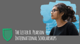 Lester B. Pearson International Student Scholarships 2022-23 at the University of Toronto, Canada [Fully Funded]: Apply by Nov 30