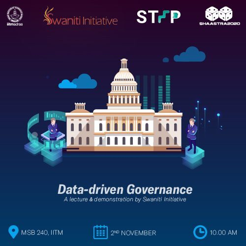STeP lecture -Data driven governance