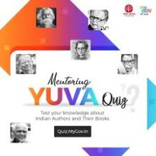 The Mentoring YUVA Quiz 2021 by Govt of India [Prizes Upto Rs. 35k + E-Certificate]: Register by July 31: Expired