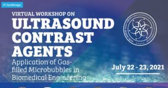 Virtual Workshop on Ultrasound Contrast Agents by IIT Gandhinagar [July 22-23]: Register by July 18: Expired