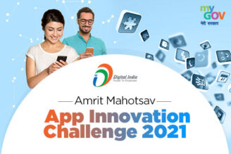 Amrit Mahotsav App Innovation Challenge 2021 by Govt of India [Prizes Worth Rs. 50 L]: Submit by Sep 30