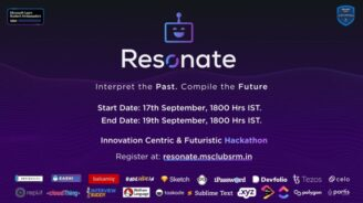 Hackathon by Microsoft Learn Student Ambassadors 2021 at SRM, Chennai [Sept 17-19]: Register Now