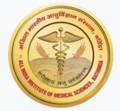 JOB POST: Multiple Posts at AIIMS Bhatinda: Apply by Sep 2: Expired