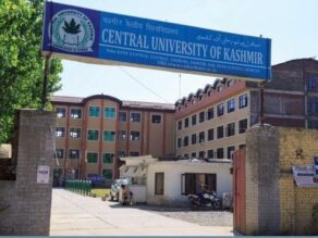 JRF at Central University of Kashmir: Apply by Sep 9: Expired
