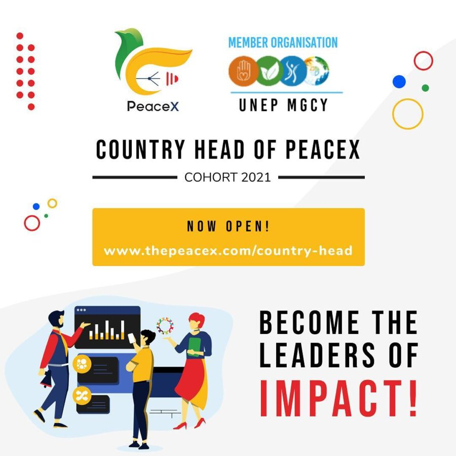 Country Head PeaceX