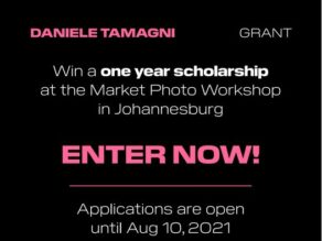 Daniele Tamagni International Photography Grant 2021 [Monthly Stipend Rs. 48k]: Apply by Aug 10: Expired