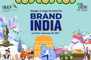 Design a Logo/Symbol for Brand India by MyGov [Prizes Upto Rs. 60 k]: Submit by Sep 5: Expired